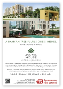 Banyan House Ad