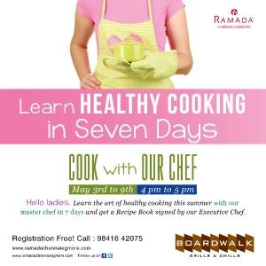 Healthy Cooking Hoarding