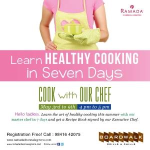 Healthy Cooking Hoarding