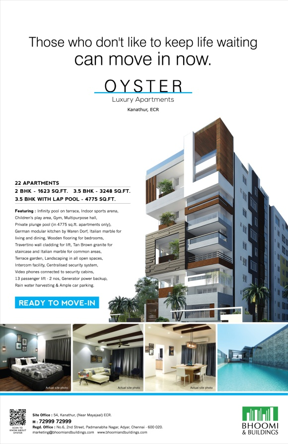 Oyster Ad