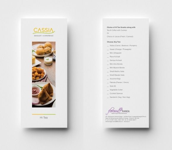 Simple Modern Brochure Mockup by Anthony Boyd Graphics